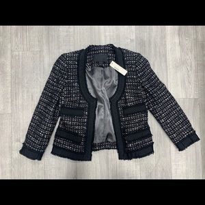 J Crew Collection Tweed jacket